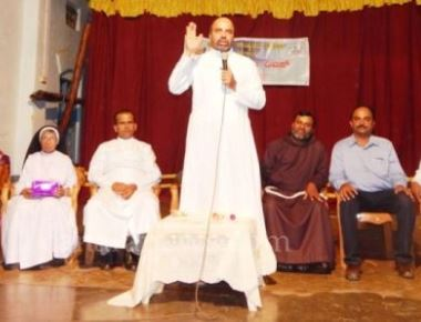 Holy Rosary Church celebrated Catechism Day