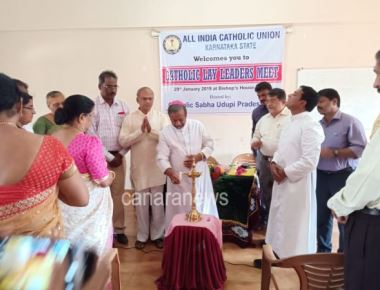 All India Catholic Union Karnataka State Meet Hosted by Catholic Sabha Udupi Pradesh