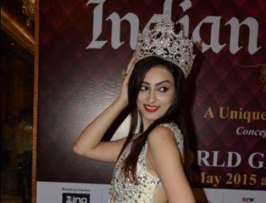 Indian Princess 2015 World Grand Finale press meet