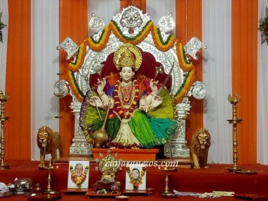 GSB Navratri Fest to light 10,000 oi Lamps on Ashtami