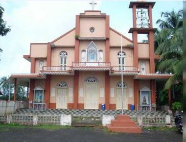 CHURCH WITH A RICH, HOARY HISTORY