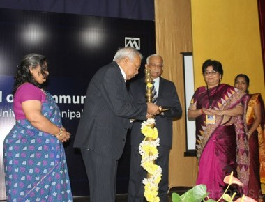 Two days National Conference on Communication Research in India inaugurated at Manipal