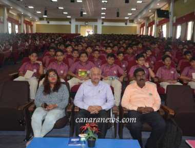 Cyber Safety and Consumer Awareness programme at Little Rock