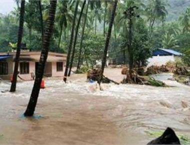 868 dead due to rains, floods in 7 states during monsoon