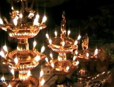 It's Happy Diwali today