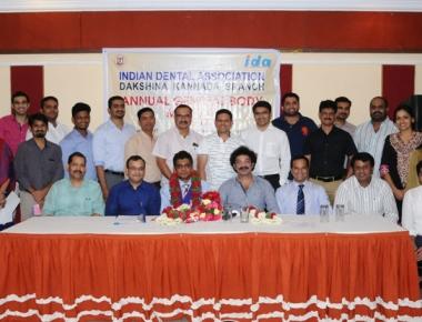 Dr Manoj Varma takes over as president of IDA DK