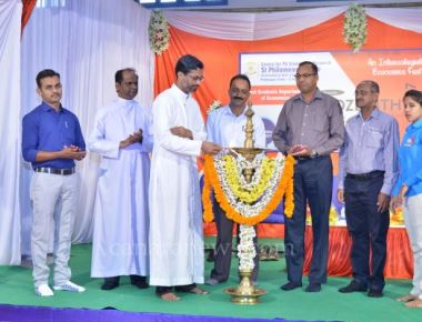 'ECOZENITH 2017' held at St Philomena College Puttur
