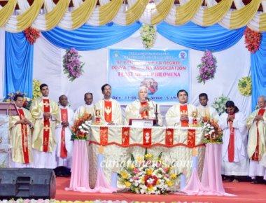 Feast of St Philomena celebrated at Puttur