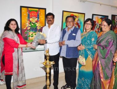 68th Solo-Art Exhibition of Renowned Artist Devadasa Shetty at Kohinoor Continental Art Gallery, Andheri (East)