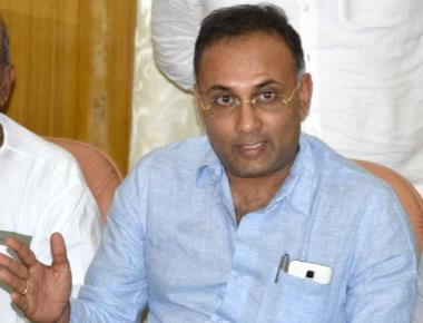 Case filed against Dinesh Gundu Rao