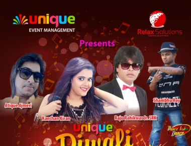 Unique Little Champ competitions and Unique Diwali Dhamaka
