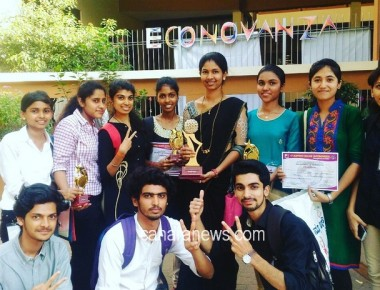 St Philomena College Puttur bagged Runners up prize in National Level Eco Fest