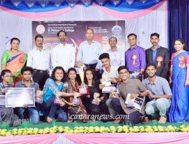 Inter-Collegiate Economics Fest 'ECOZENITH 2018' held at St Philomena College Puttur