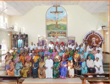 Kundapur Youngsters Have a Blissful Celebration with Elders
