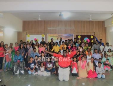 Retreat for differently abled