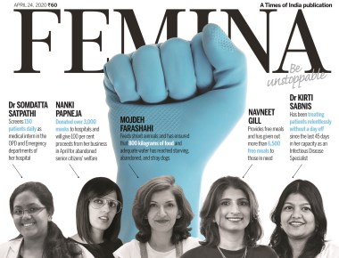 Femina salutes the Real Heroes taking on COVID-19 on their latest cover page