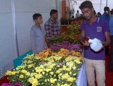 3rd International Flower Show