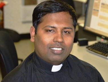 Priest Of Archdiocese Obtains Doctorate In Communications