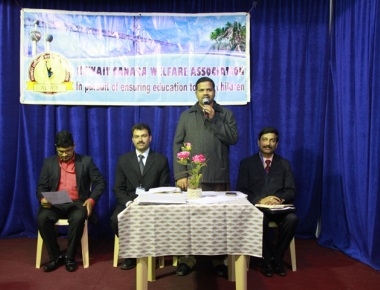 KCWA General Body Meeting