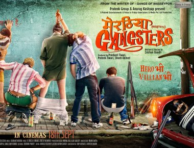 Presenter Anurag Kashyap & Prateek Entertainment's 'Meeruthiya Gansters' First Look Unveiled.