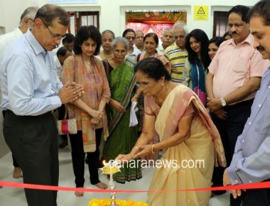 Inauguration of GSBS Medical Trust and J.N.Wadia Charitable dispensary