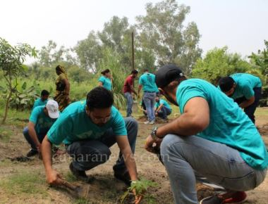 XL Catlin in India holds Global Day of Giving today