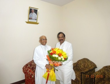 The New Appointed Bangalore Development Authority minister