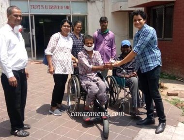 Bangalore: Critical Wound Camp for People with Disabilities (PWD's) by the Good Sam Foundation