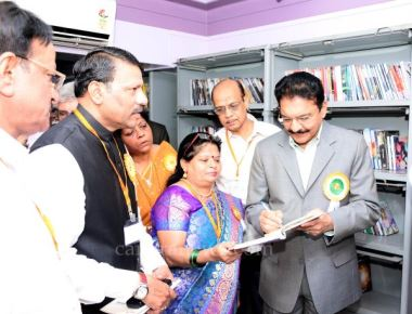 Governor inaugurates Centenary Celebrations of National Library
