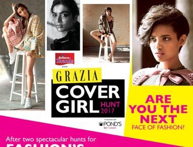 Entries invited for Season 3 of 'Grazia Cover Girl Hunt'