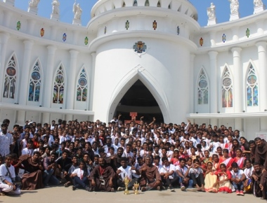 Franciscan Youth Meet Pledges To Be Instruments Of Peace