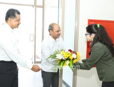 Karnataka Medical Education Minister Visits Gulf Medical University