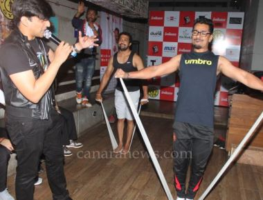 GymTrekker decodes e fitness mantra with morning party