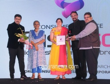Mr.Pradeep G Pai of Hangyo Ice Creams Pvt.Ltd. Won Fast 50 Award at Mumbai