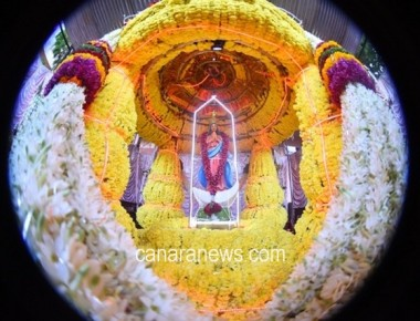 Annual Feast of Shrine of our lady of health Harihar