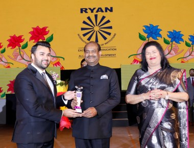 16th Ryan International Children's Festival held at Delhi