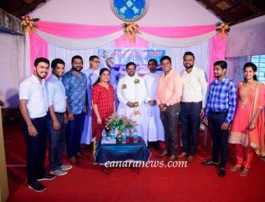 Farewell to Yuvaspoorthi  Rev Fr Ronald Prakash D'Souza