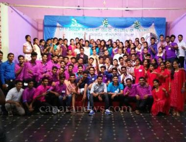 CYM Kallianpur deanery holds annual youth convention 'Yuva Samagam'
