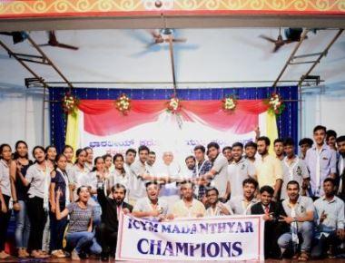 ICYM Madanthyar Unit Champions