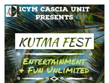 ICYM Cascia unit to hold Kutma Fest