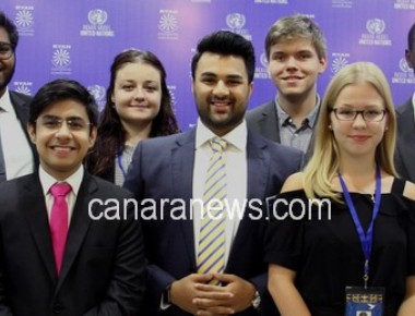 Ryan International Group hosts 16th Indian Model United Nations Conference