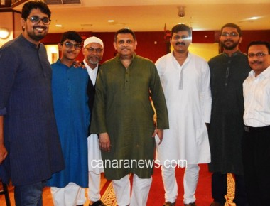 Abu Dhabi: Sahebaan Organises Grand Iftar Party