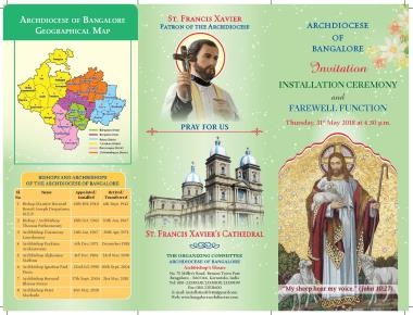 The Most Rev. Dr. Peter Machado – The New Archbishop of Bangalore