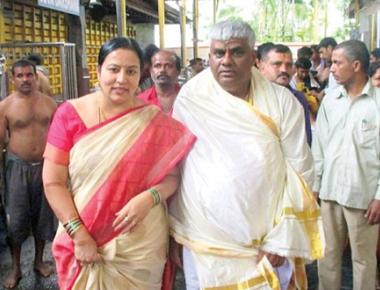 H D Revanna denies report of rift in family