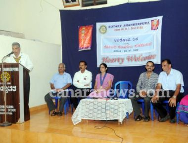 'Aatid Ongi Dina' celebrated at Rotary Shankerpura