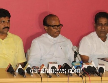 It is the responsibility of the government to conduct peaceful parliament - Janardhan Poojary