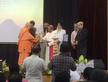 Inter-Religious Event on Dialogue, Peace and Harmony Observed