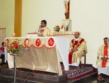 St. Joseph Fest at Kundapur Convent