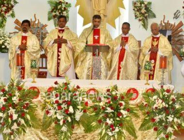 St. Joseph Vaz Shrine Mudipu, Annual Feast Celebrated