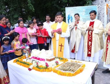 KCA Delhi celebrated 'Monthi Fest'- Feast of Nativity of Our Lady